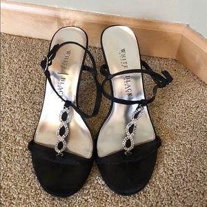 White House Black Market cocktail heels.